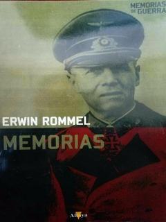 Memorias - Erwin Rommel