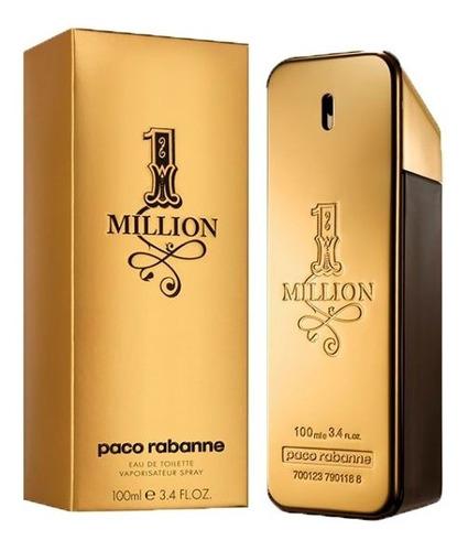 Perfume Locion One Million Paco Rabanne - mL a $750