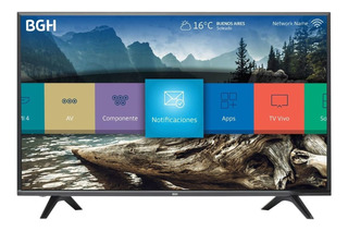 Smart Tv Bgh Led Full Hd 43 Pulgadas B4318fh5