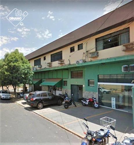 Sala Para Alugar, 45 M² Por R$ 850,00/mês - Jardim Irajá - Ribeirão Preto/sp - Sa0419