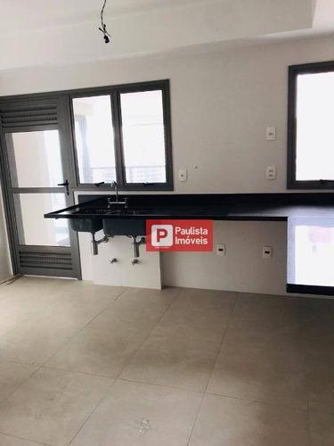 Apartamento À Venda, 193 M² Por R$ 2.850.000,00 - Campo Belo - São Paulo/sp - Ap25843