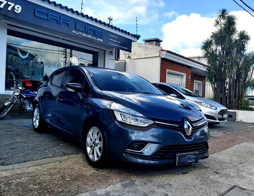 Renault Clio 1.2 Iv Fase Ii Permuto Financio (gol G6 G7 208