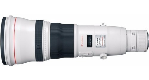 Canon Lente Ef 800mm F/5.6l Is Usm 800