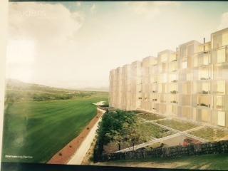 Hermosos Departamentos De Lujo En Preventa Con Vista Al Campo De Golf En Zibata Qro. Mex.