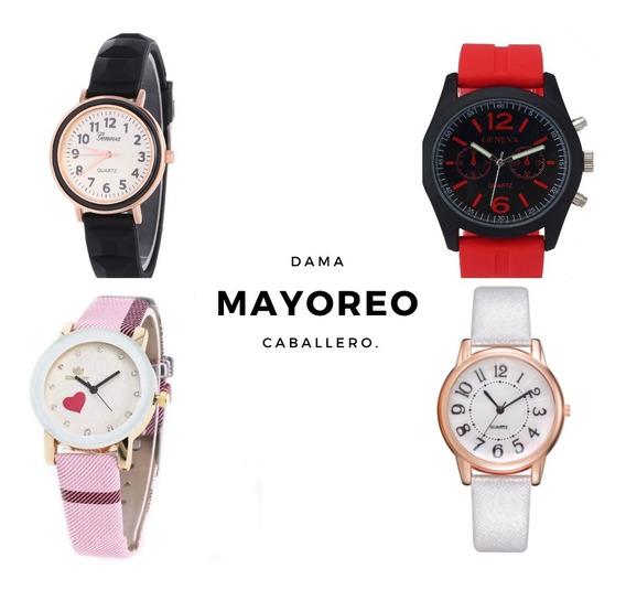 Relojes Mayoreo Dama Y Caballero