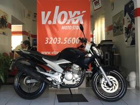 Yamaha Ys 250 Fazer Preta 2012