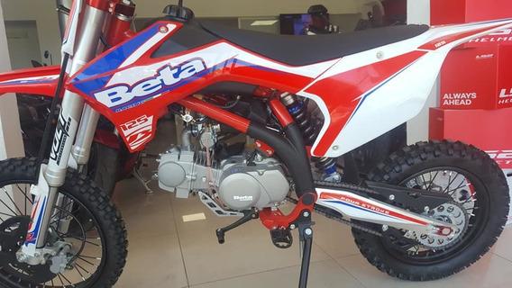 Moto Beta Mini Big Wheel Stock $ 30000 + Cuotas Ahora 12/18