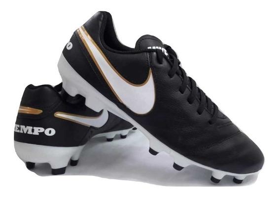 Chuteira Nike Tiempo Genio Leather 2 - Campo
