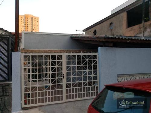 Imagem 1 de 18 de Casa À Venda, 180 M² Por R$ 850.000,00 - Santa Paula - São Caetano Do Sul/sp - Ca0166