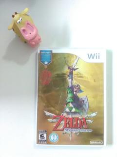 The Legend Of Zelda Skyward Sword Wii Garantizado