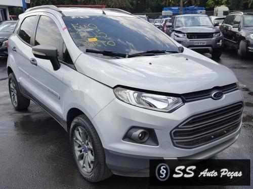 Suacata Ford Ecosport 2014 - Somente Retirar Peças