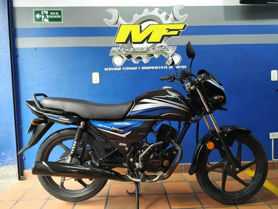 Honda Dream Neo 110 2019 Traspasos Incluidos