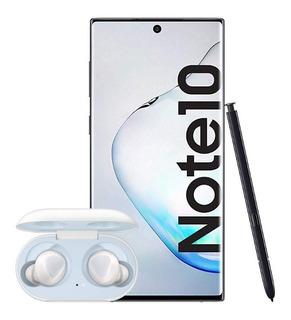 Oferta! Samsung Note 10 Aura Black Nacional Sellado Garantía