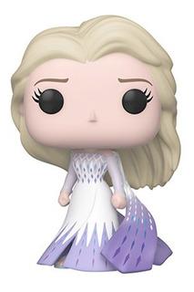 Boneco Funko Pop Disney Frozen 2 Elsa 731