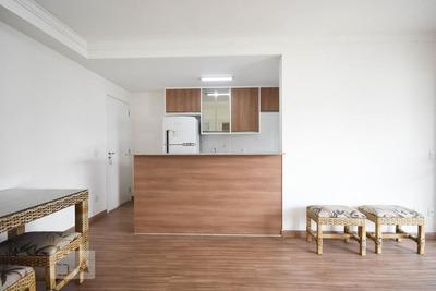 Apartamento No 18º Andar Com 1 Dormitório E 1 Garagem - Id: 892932360 - 232360