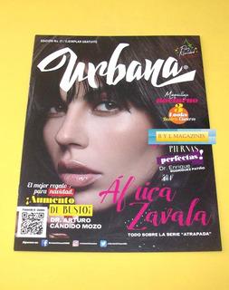 Africa Zavala Revista Urbana 2018 De Coleccion Rarisima