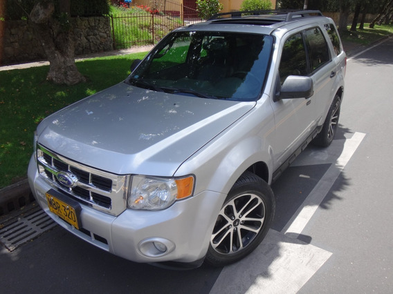 Ford Escape Xlt 4x4 Aut 3000cc