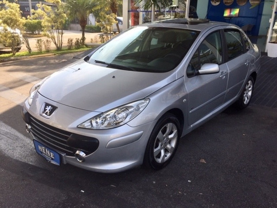 Peugeot 307 Sedan 1.6 Flex Manual Com Teto Solar