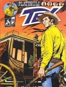 Tex Platinum N° 13 - Novo E Lacrado!! Baú Comic Shop