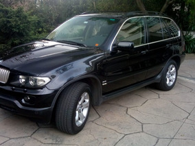 Bmw X5 4.4 Ia Top Line At Todo Pagado
