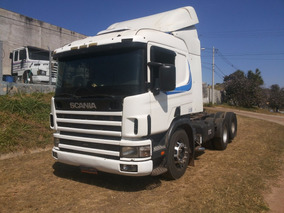 Scania P 330 2002 6x2 ( Motor 360 )