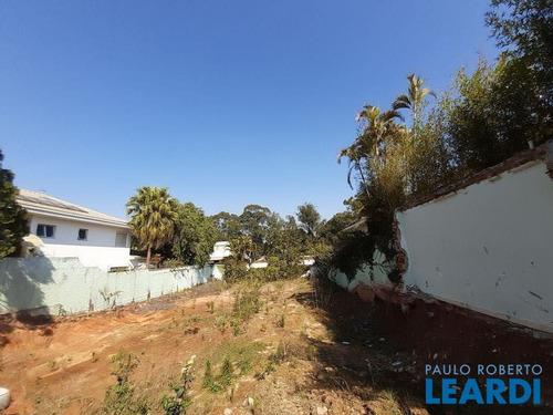 Imagem 1 de 11 de Terreno Em Condomínio - Alphaville - Sp - 608722