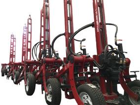 Maquina Perforadora Wagon Drill Para Explotación De Cantera