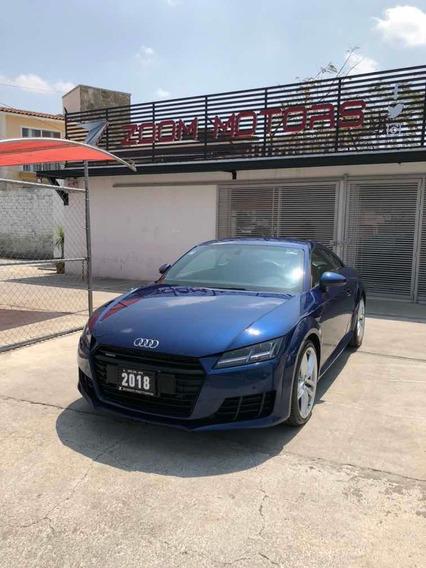 Audi Tt 2.0 Coupe Fsi 230 Hp Sport High Dsg 2018