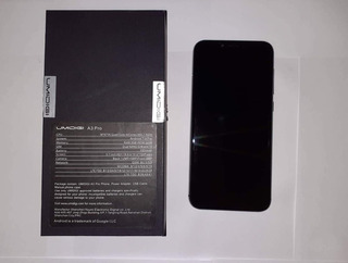 Teléfono Celular Umidigi A3 Pro (110 Vrrrddess)