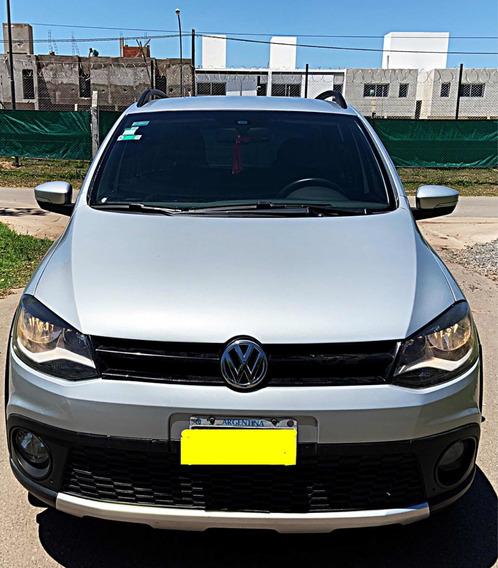 Volkswagen Suran Cross 1.6 Highline 101cv 2013