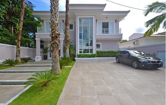 Casa Com 4 Dormitórios À Venda, 420 M² Por R$ 2.600.000 - Acapulco - Guarujá/sp - Ca0488