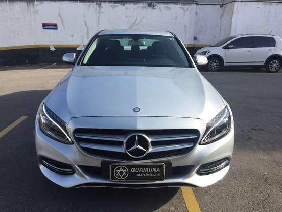Mercedes Benz C 180 Avantgarde 1.6 Gasolina 2014/2015
