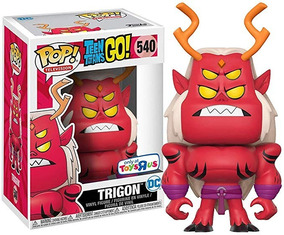 Funko Pop! Television Teen Titans Go! Vinilo Exclusivo De Tr