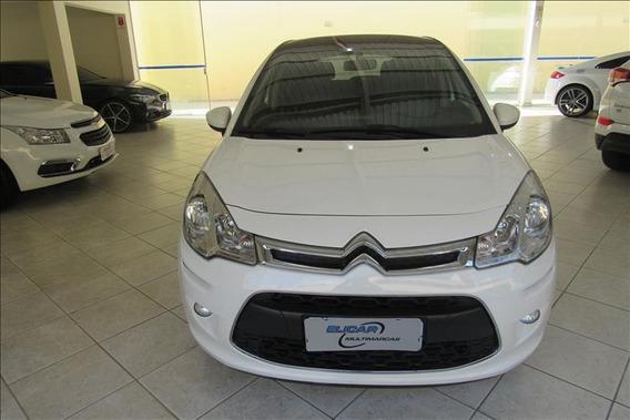 Citroën C3 1.6 Tendance 16v Flex 4p Automatico