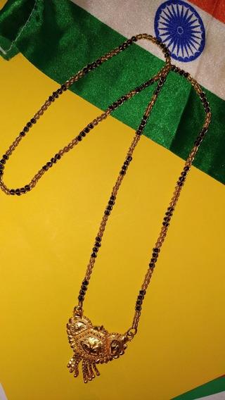 Magalsutra - Colar De Casamento Indiano