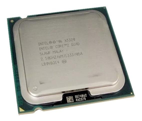 Processador Intel X3320 Core 2 Quad 2.50ghz