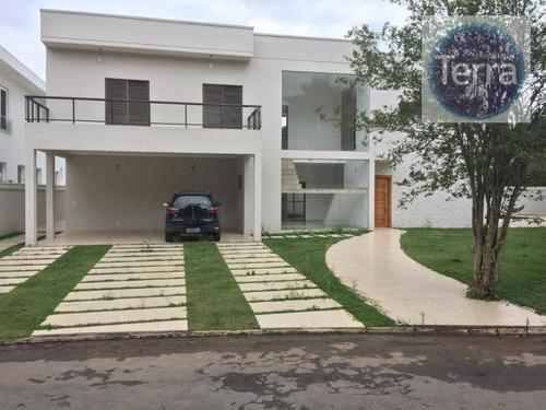 Casa Com 4 Dormitórios À Venda, 340 M² Por R$ 1.800.000,00 - São Paulo Ii - Cotia/sp - Ca2131