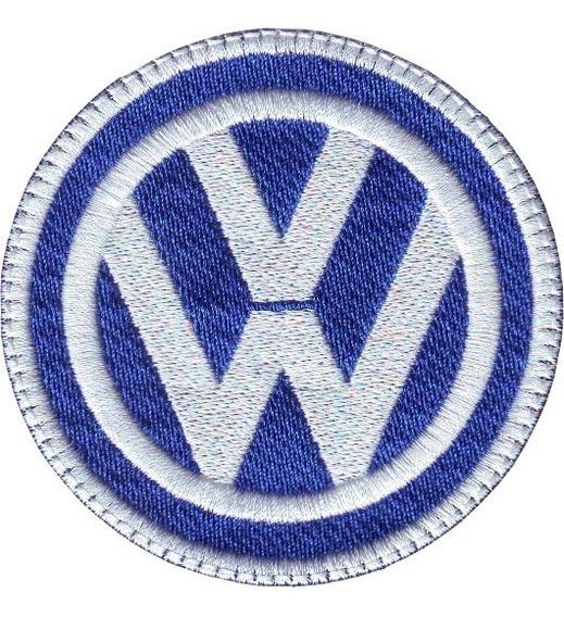 Volkswagen Vw Logo Carros Parches Bordados Para Coser