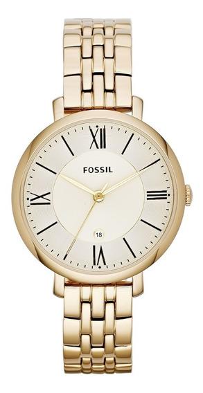 Relógio Fossil Ladies Gold Es3434