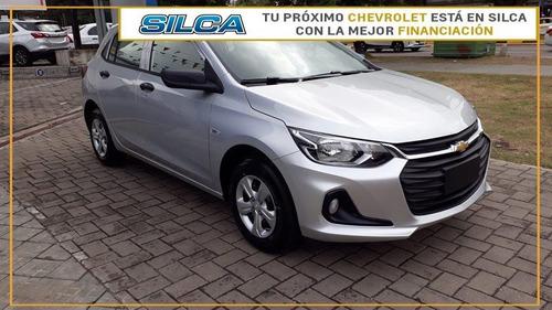 Chevrolet Onix Ls 1.2 2021 Gris Plata 0km