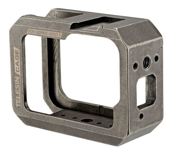 Suporte Frame Gopro Hero 8 Black Horizontal Ou Vertical