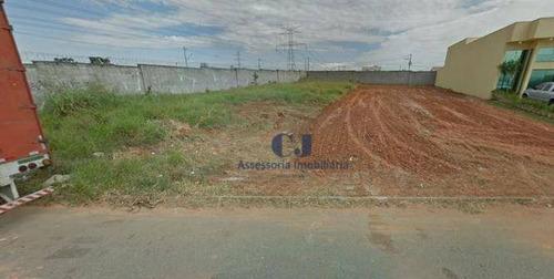 Imagem 1 de 1 de Terreno, 447 M² - Venda Por R$ 690.000 Ou Aluguel Por R$ 3.000/mês - Éden - Sorocaba/sp - Te0124