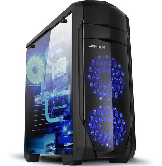 Pc Gamer I5 9400f Rx570 4gb Ssd 120 + 1tb 16gb Ram Ddr4