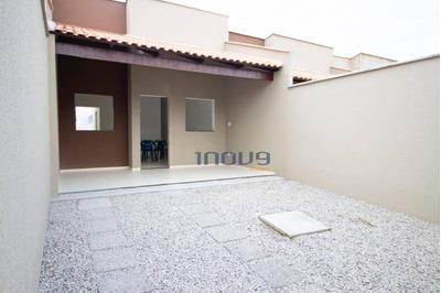 Casa Com 2 Dormitórios À Venda, 74 M² Por R$ 155.000 - Novo Maracanaú - Maracanaú/ce - Ca0537
