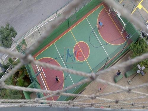 Imagem 1 de 19 de Ref  7809- Excelente Apto 3 Dorms. 57 M² 1 Vg -parque Novo Mundo - 7809