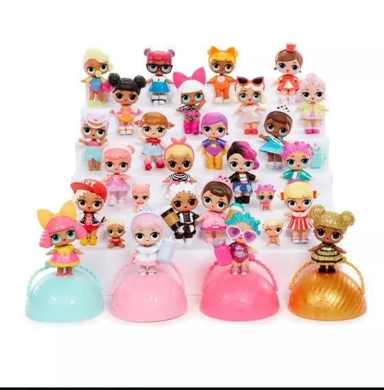 Brinquedos Bonecas Surpresas Bolas Diferentes Atacado P/e.