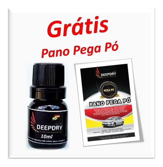 Deepdry 10ml + 1 Pano Pega Pó Grátis