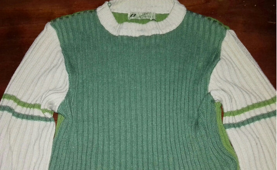 Sueter Hombre Talle 2 . S/m