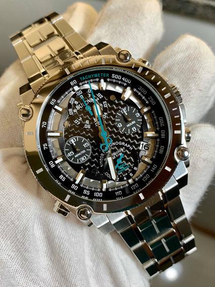 Relógio Bulova Precisionist 96b241 140th Anniversary Edition