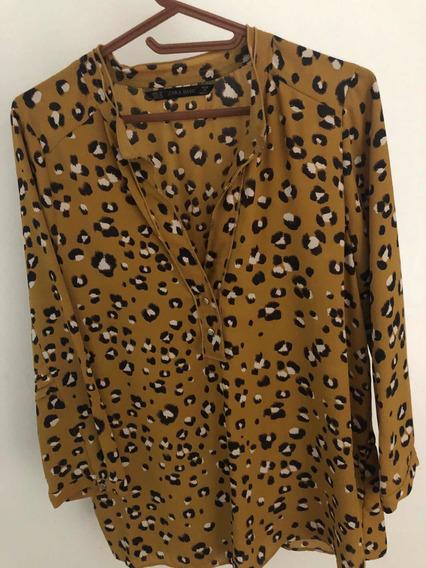 Camisola Zara